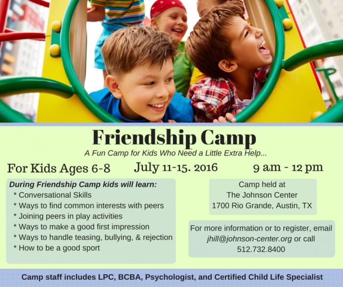 Friendship Camp smaller