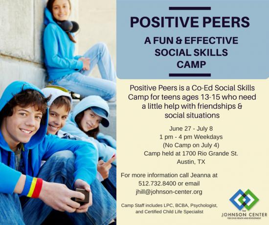 positive peers