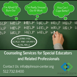 special ed counseling