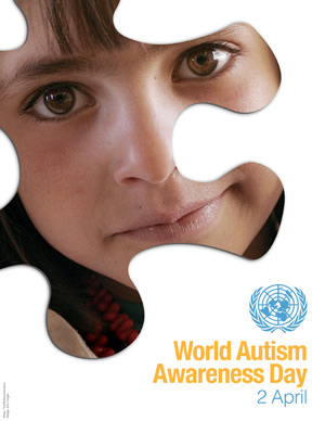 World Autism Awareness Day - April 2, 2013
