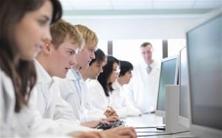 computer workers