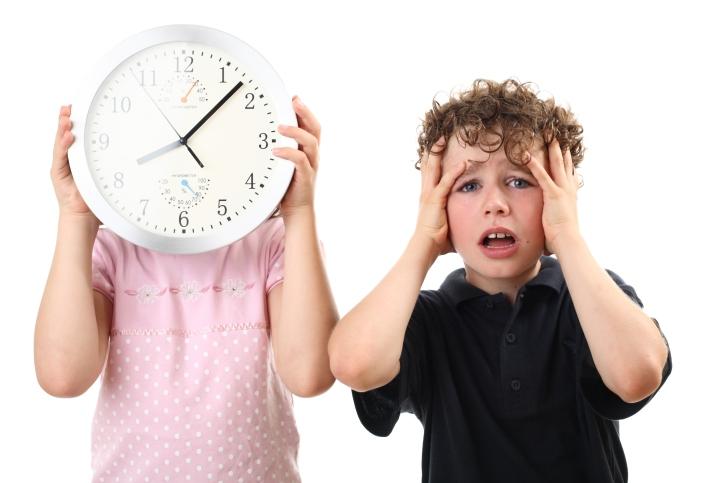 Overscheduled Kids