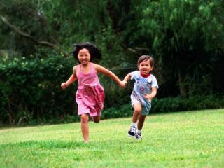 Running Siblings