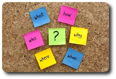 The Corkboard of Questions! And Science!